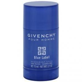 Givenchy Givenchy Pour Homme Blue Label deostick pro muže 75 ml