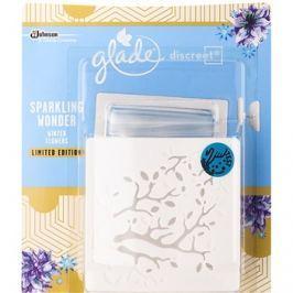 Glade Discreet Electric osvěžovač vzduchu 8 g s náplní Sparkling Wonder
