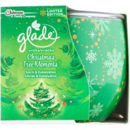 Glade Christmas Tree Moments vonná svíčka 120 g