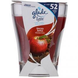 Glade Spiced Apple vonná svíčka 224 g