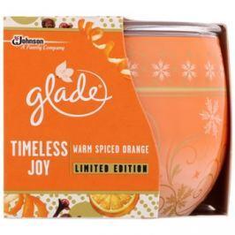 Glade Timeless Joy vonná svíčka 120 g