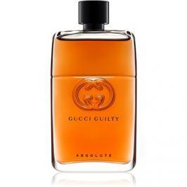 Gucci Guilty Absolute parfémovaná voda pro muže 90 ml