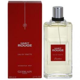 Guerlain Habit Rouge toaletní voda pro muže 200 ml
