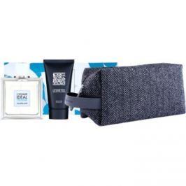Guerlain L'Homme Ideal Cologne dárková sada IV. toaletní voda 100 ml + sprchový gel 75 ml + kosmetická taška