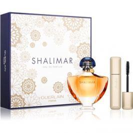 Guerlain Shalimar dárková sada III.  parfémovaná voda 50 ml + řasenka 8,5 ml