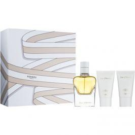 Hermès Jour d'Hermès dárková sada VI.  parfémovaná voda 85 ml + tělový krém 30 ml + sprchový a koupelový gel 30 ml