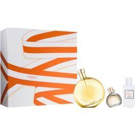 Hermès L'Ambre des Merveilles dárková sada V.  parfémovaná voda 100 ml + parfémovaná voda 7,5 ml + tělové mléko 40 ml