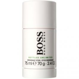 Hugo Boss Boss Bottled Unlimited deostick pro muže 75 ml