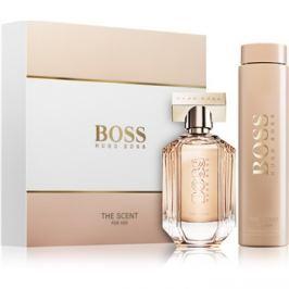 Hugo Boss Boss The Scent dárková sada VIII.  parfémovaná voda 100 ml + tělové mléko 200 ml
