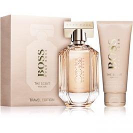Hugo Boss Boss The Scent dárková sada IV.  parfémovaná voda 100 ml + tělové mléko 100 ml