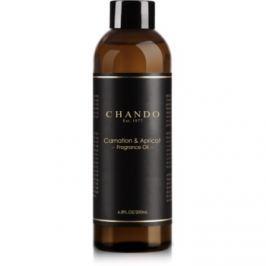 Chando Fragrance Oil Carnation & Apricot náhradní náplň  200 ml
