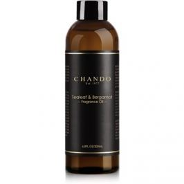 Chando Fragrance Oil Tealeaf & Bergamot náhradní náplň  200 ml