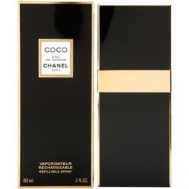 Chanel Coco parfémovaná voda pro ženy 60 ml plnitelná