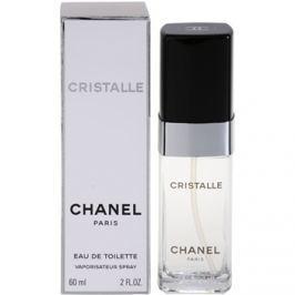 Chanel Cristalle toaletní voda pro ženy 60 ml