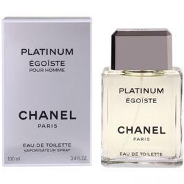 Chanel Égoïste Platinum toaletní voda pro muže 100 ml