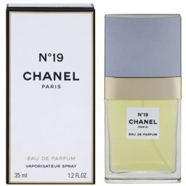 Chanel N°19 parfémovaná voda pro ženy 35 ml