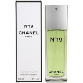 Chanel N°19 toaletní voda pro ženy 100 ml