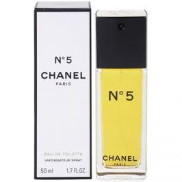 Chanel N°5 toaletní voda pro ženy 50 ml