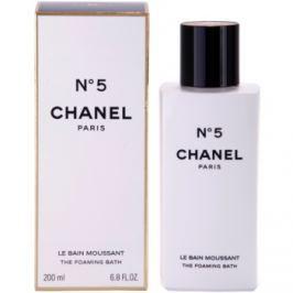 Chanel N°5 koupelový přípravek pro ženy 200 ml