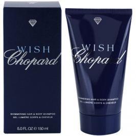 Chopard Wish sprchový gel pro ženy 150 ml  se třpytkami