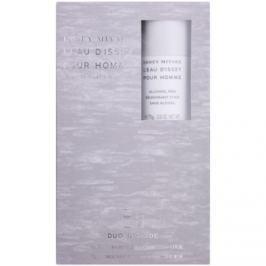 Issey Miyake L'Eau d'Issey Pour Homme Fraîche dárková sada I.  toaletní voda 100 ml + deostick 75 g