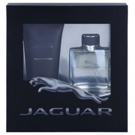 Jaguar Innovation dárková sada  toaletní voda 100 ml + sprchový gel 200 ml
