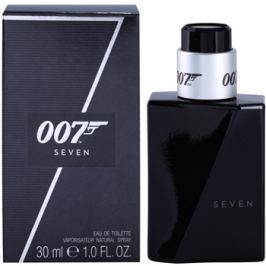 James Bond 007 Seven toaletní voda pro muže 30 ml