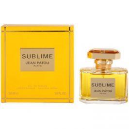 Jean Patou Sublime parfémovaná voda pro ženy 50 ml