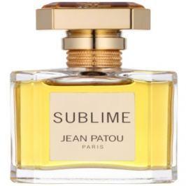 Jean Patou Sublime toaletní voda pro ženy 50 ml