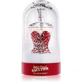 Jean Paul Gaultier Classique Christmas Collector Edition 2017 toaletní voda pro ženy 100 ml limitovaná edice