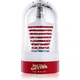 Jean Paul Gaultier Le Male Christmas Collector Edition 2017 toaletní voda pro muže 125 ml limitovaná edice