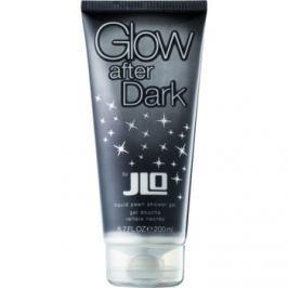 Jennifer Lopez Glow After Dark sprchový gel pro ženy 200 ml