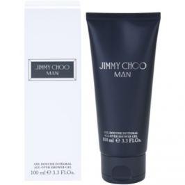 Jimmy Choo Man sprchový gel pro muže 100 ml