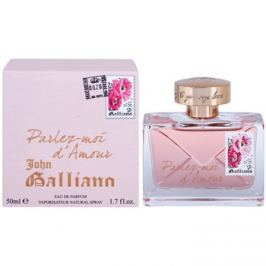 John Galliano Parlez-Moi d'Amour parfémovaná voda pro ženy 50 ml
