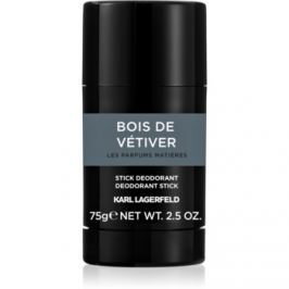 Karl Lagerfeld Bois de Vétiver deostick pro muže 75 g