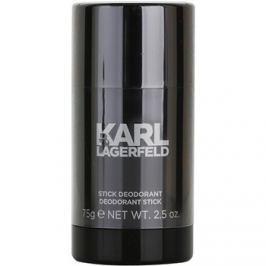 Karl Lagerfeld Karl Lagerfeld for Him deostick pro muže 75 g