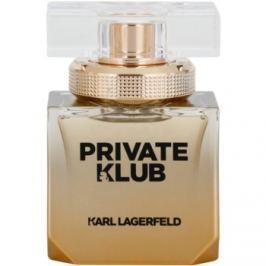 Karl Lagerfeld Private Klub parfémovaná voda pro ženy 45 ml