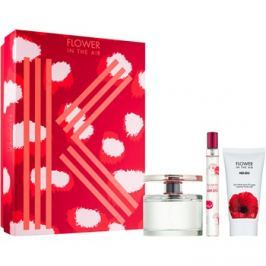 Kenzo Flower In The Air dárková sada XIV. parfémovaná voda 100 ml + tělové mléko 50 ml + parfémovaná voda 15 ml dárková sada