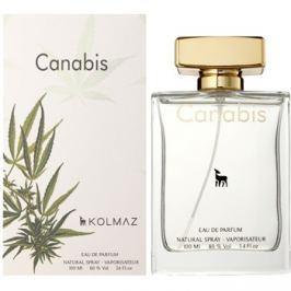 Kolmaz Cannabis parfémovaná voda pro muže 100 ml parfémovaná voda