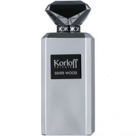 Korloff Korloff Private Silver Wood parfémovaná voda pro muže 88 ml parfémovaná voda