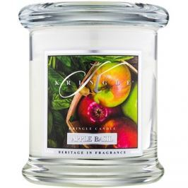 Kringle Candle Apple Basil vonná svíčka 127 g