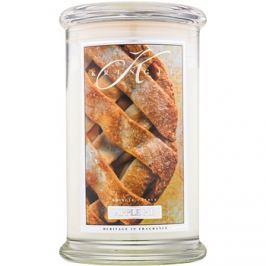 Kringle Candle Apple Pie vonná svíčka 624 g
