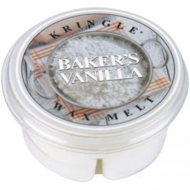 Kringle Candle Baker's Vanilla vosk do aromalampy 35 g vosk do aromalampy