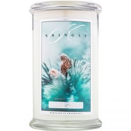 Kringle Candle Blue Spruce vonná svíčka 624 g