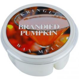 Kringle Candle Brandied Pumpkin vosk do aromalampy 35 g vosk do aromalampy