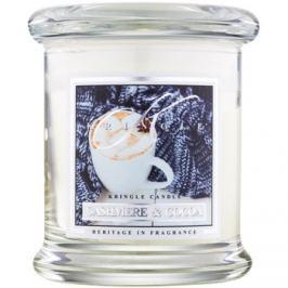 Kringle Candle Cashmere & Cocoa vonná svíčka 127 g vonná svíčka