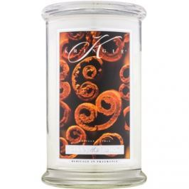 Kringle Candle Cinnamon Bark vonná svíčka 624 g vonná svíčka