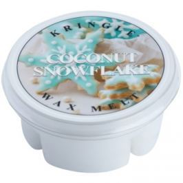 Kringle Candle Coconut Snowflake vosk do aromalampy 35 g