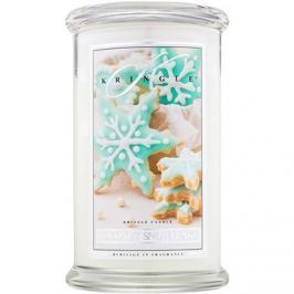 Kringle Candle Coconut Snowflake vonná svíčka 624 g