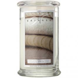 Kringle Candle Comfy Sweater vonná svíčka 624 g vonná svíčka